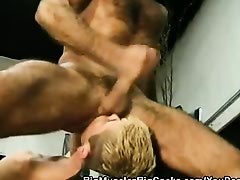 Bareback Fucking Hairy Muscled Men