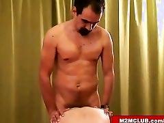 Horny gay bears fucking