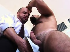 Men at Work Scene 1