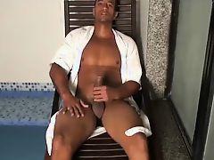 Sexy Latin Jerking