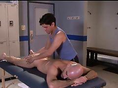 Massage for Alex