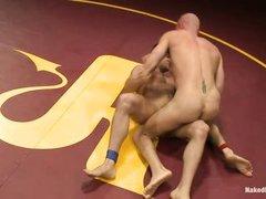 dirty gay wrestling