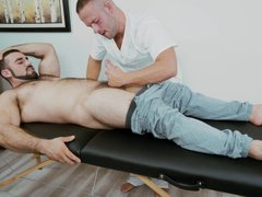 I Fell In Love With His Big Dick After Massage