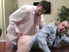 Fingering And Fucking At The Office
