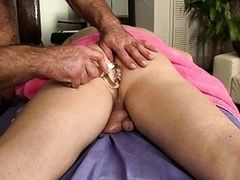 Pleasurable blowjob with sexy homosexual pair
