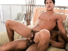 Boys taut ass acquires the stretching of its life