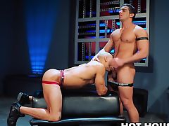 HotHouse Sean Zevran Deliciously Rimmed Then ButtFucked