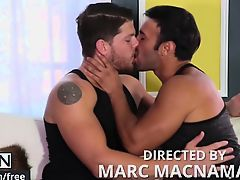 Men.com - Ashton McKay and Dorian Ferro - My
