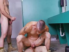 Group sex gay fetish Good Anal Training