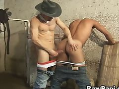 Latino Guy Kinky Action And Hard Ass Sex