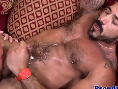 Hunk Drake Jaden assfucking Alessio Romero