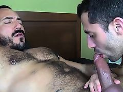 Bear barebacks amateur