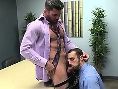 Co worker homo anal sex scenes betwixt horny men