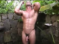 horny muscle guy