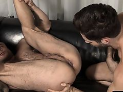 Tattoo gay foot fetish and cumshot