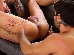 Cris Knight & Diego Sans in Couples Counseling - Str8ToGay