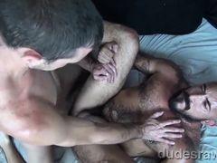 Brett Bradley Barebacks Alessio Romero - DudesRaw