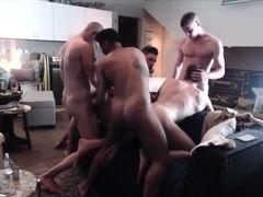 Super Gay Orgy
