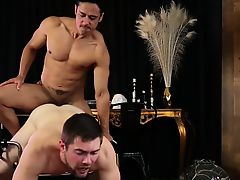 Men.com - Griffin Barrows and Rafael Alencar