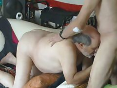 Old Man Special Fuck 5