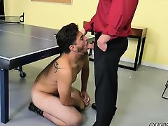 Straight dutch male cock gay tumblr CPR shaft deep-throating