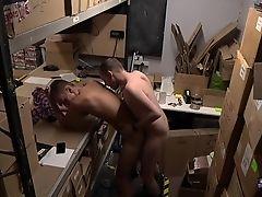 From The Storeroom To The Shower - Sean Taylor  Raiden Hendrix - TXXXMStudios