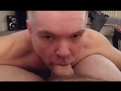 nakedguy1965 loves sucking craigslist cock