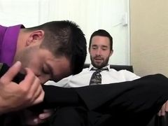 Dominico Gets His Feet Worshipped