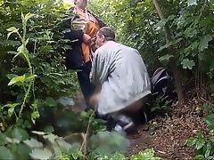 Podryw w lesie 2
