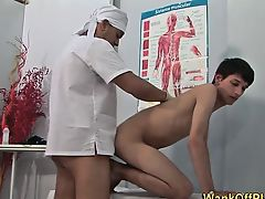 Amateur ass fucked twink