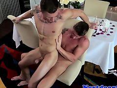 Gaysex muscle jock getting ass drilled