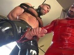 Gay Sex And Latex