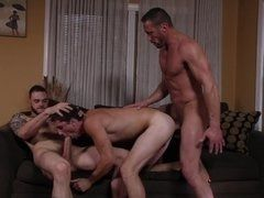 One In The Mouth And One In The Ass : Roman Todd,Zayne Hardy